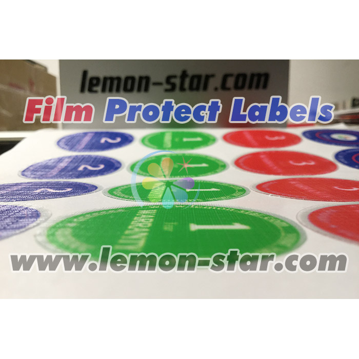 label-surface-protect