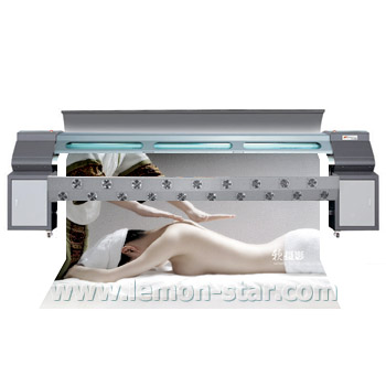 AKS_H_Series_Solvent_Printer