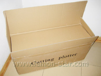 AK-720V cutting plotter open box