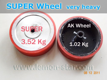 SUPER welder wheel