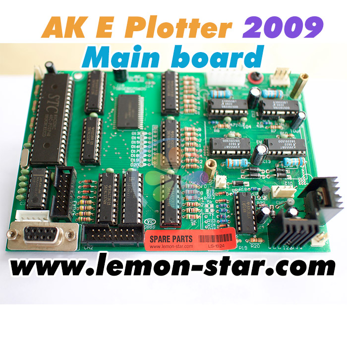 AK_E_series_vinyl_plotter_usb_mainboard